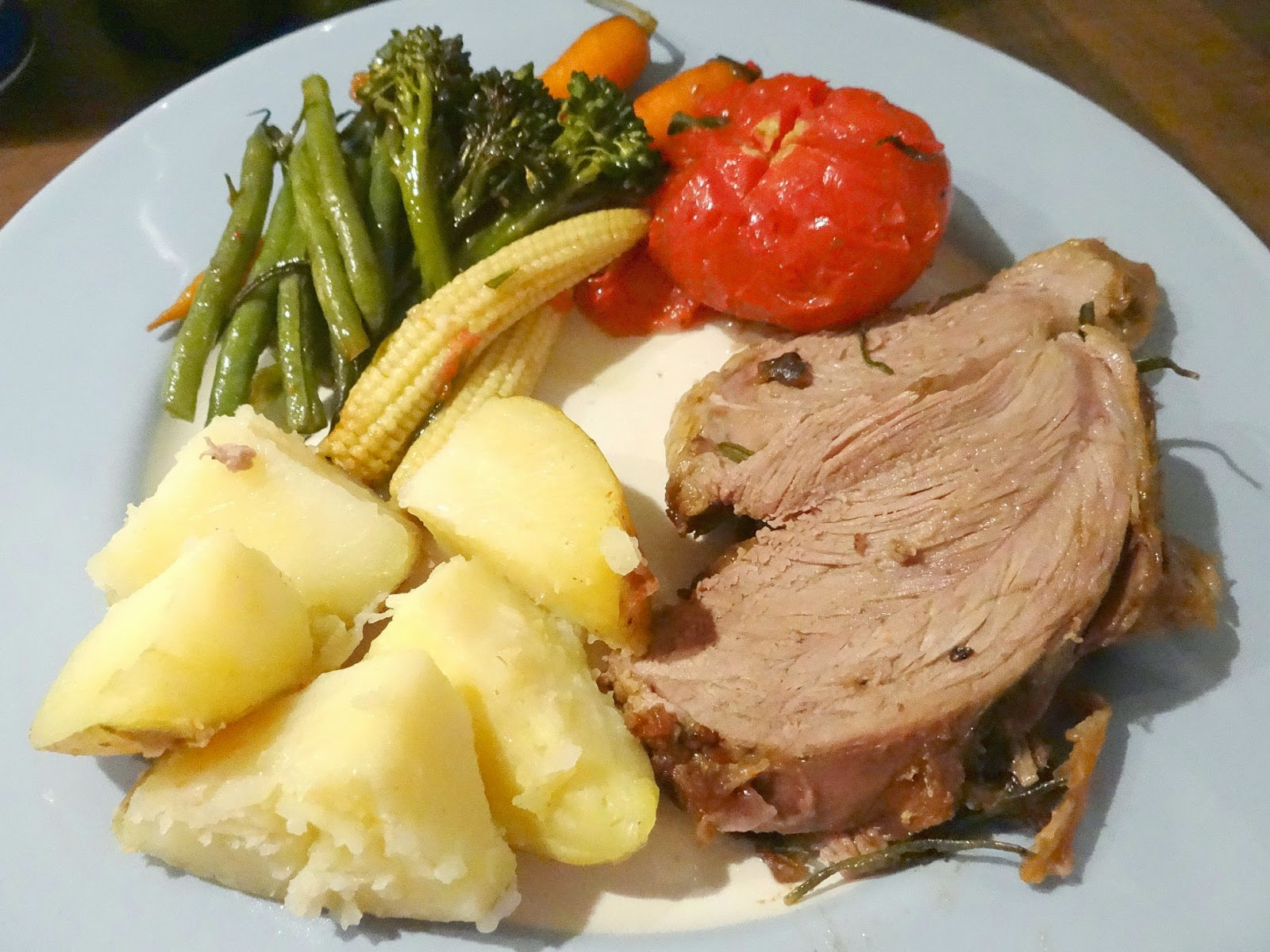 New Zealand Lamb, Roast Lamb Recipe, Easter Roast Idea