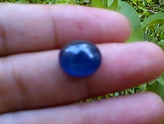 Batu Blue Safir Spesial