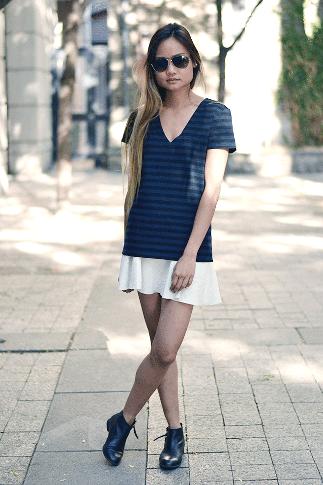 Stripes & Flare