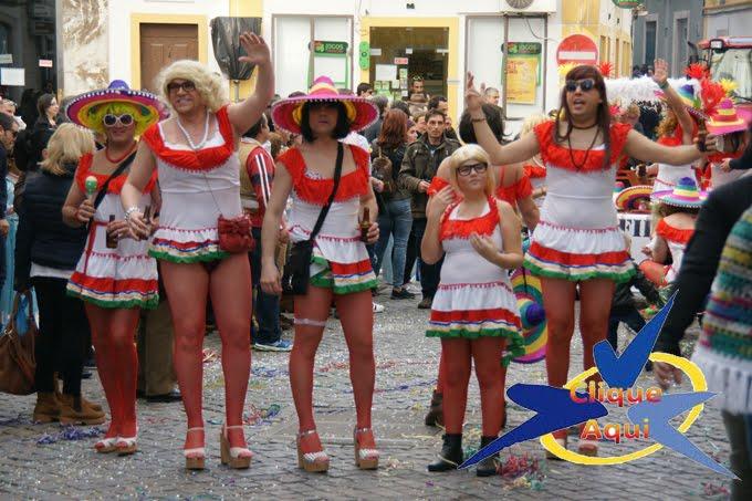 carnaval de Elvas