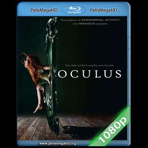 OCULUS (2013) 1080p BLURAY DTS X264 INGLÉS SUBTITULADO