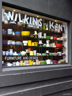 wilkins and kent colourful window