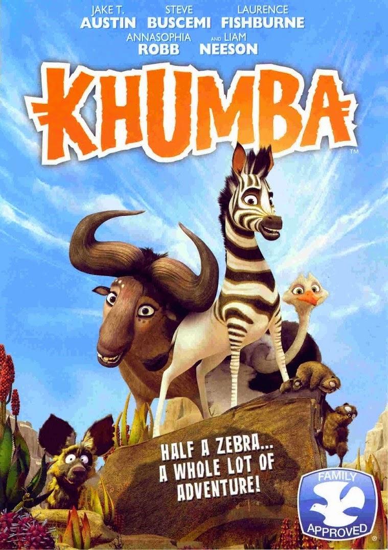 Khumba – Dublado (2013)