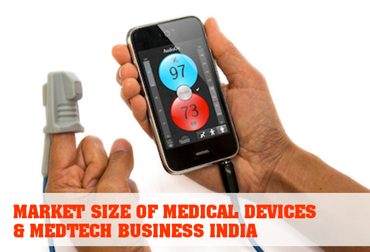 MEDICAL DEVICES MARKET SIZE IN INDIA - HOW MUCH IS IT ?