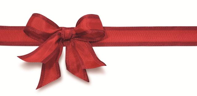 Christmas Wallpapers and Images and Photos: Christmas ribbon ...