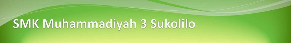 SMK Muhammadiyah 3 Sukolilo