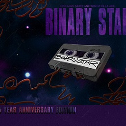 Binary Star - Binary Star EP (cover)