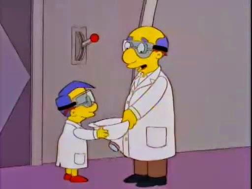 bart se escapa en auto,Bart Recorre el Mundo
