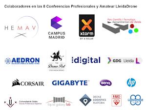Colaboradores 8 Conferencias