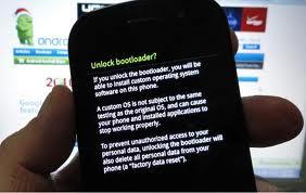 desbloquear bootloader
