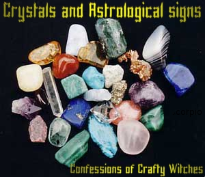 Guide to the magical path crystals and astrological signs for Crystals and zodiac signs