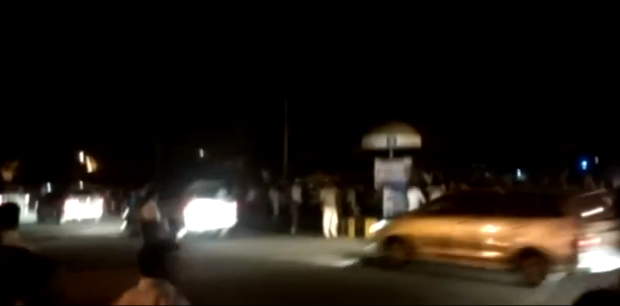 A fan's delight at seeing PM Modi convoy in proximity in Mysore gave his security personnel a huge scare.  Modi is in Mysore to inaugurate 102nd Indian Science Congress conference and was driving to his hotel on Saturday night after attending a function.  At about 7.45 pm, a youth came in front of the convoy shouting Modi's name.  He was carrying a bag that made the SPG all the more suspicious.