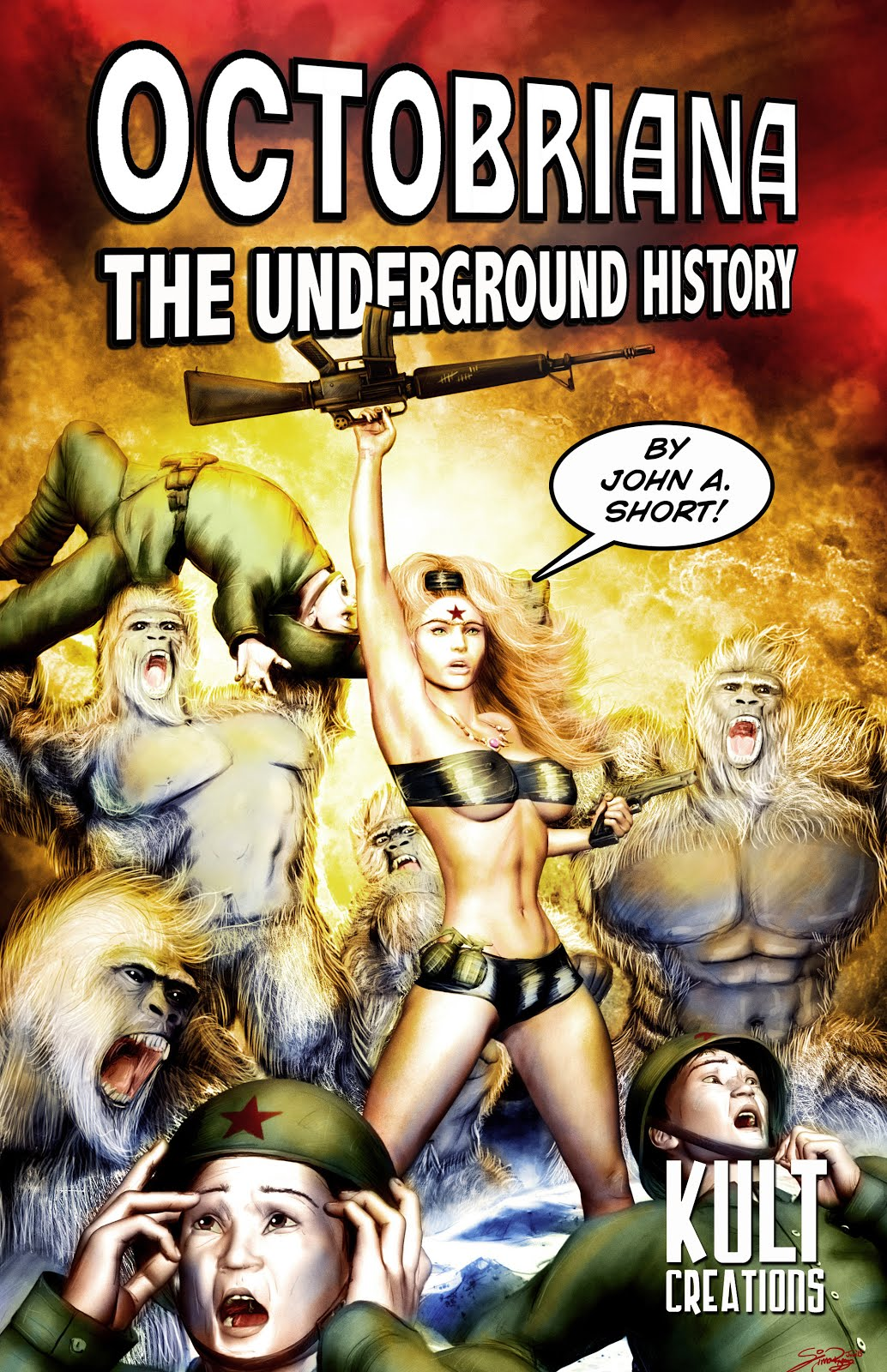 Buy OCTOBRIANA THE UNDERGROUND HISTORY below!