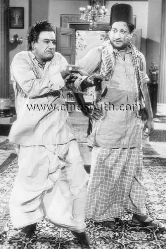 M.R. Radha & Shivaji Ganesan