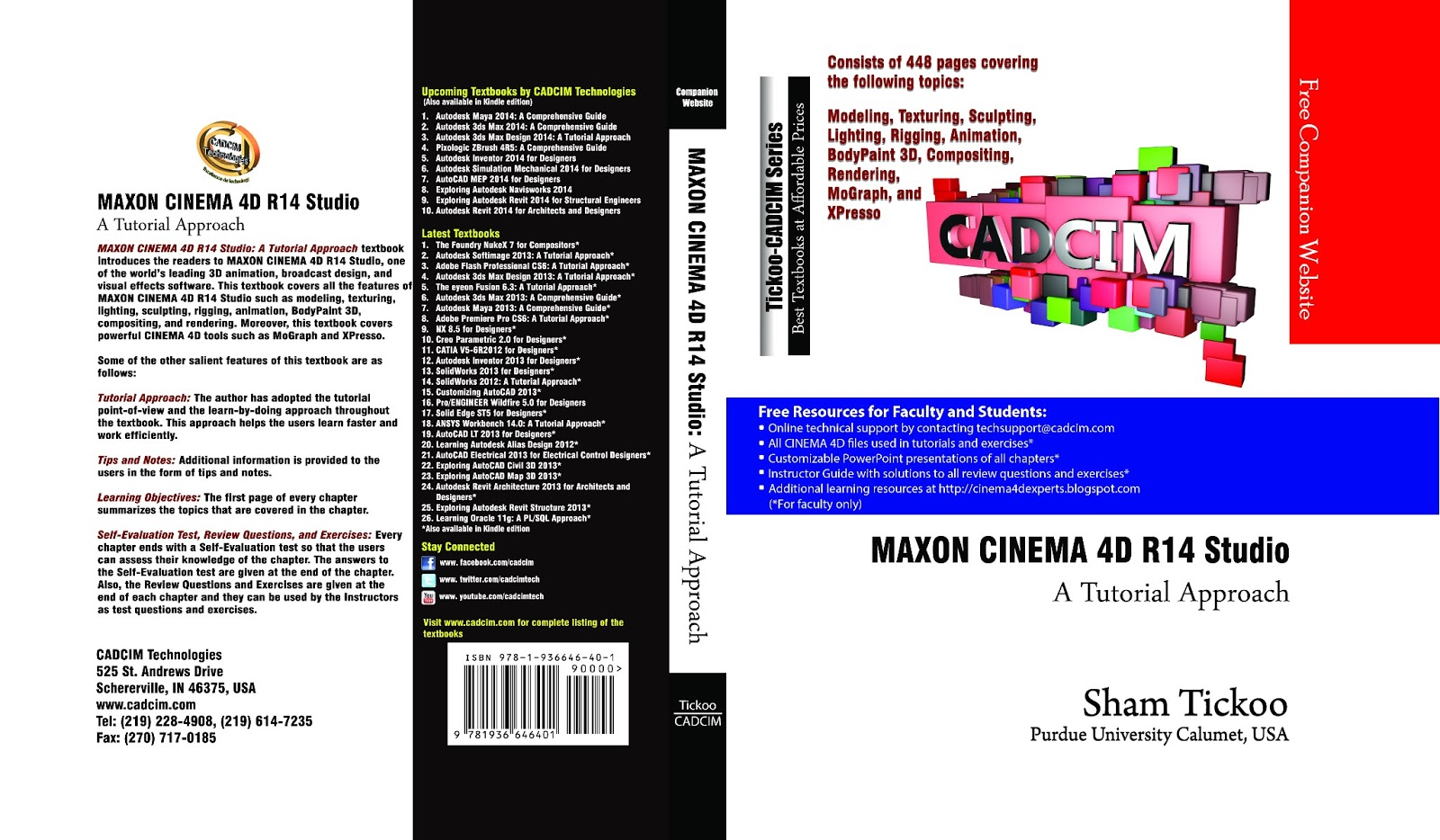 maxon cinema 4d r14 studio a tutorial approach cinema. Black Bedroom Furniture Sets. Home Design Ideas