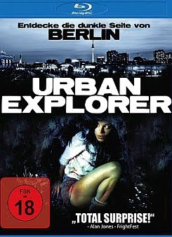 Filme Poster Urban Explorer BRRip XviD & RMVB Legendado