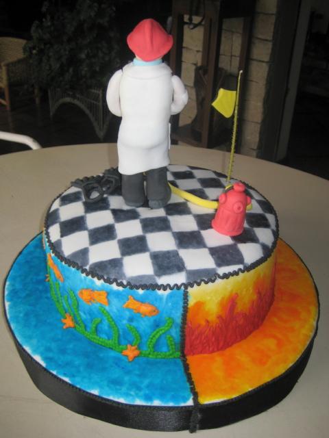 Tortas Delu: Tortas De Cumpleaños Para Hombres