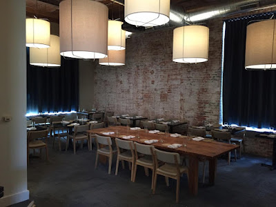restaurants with event space in Durham