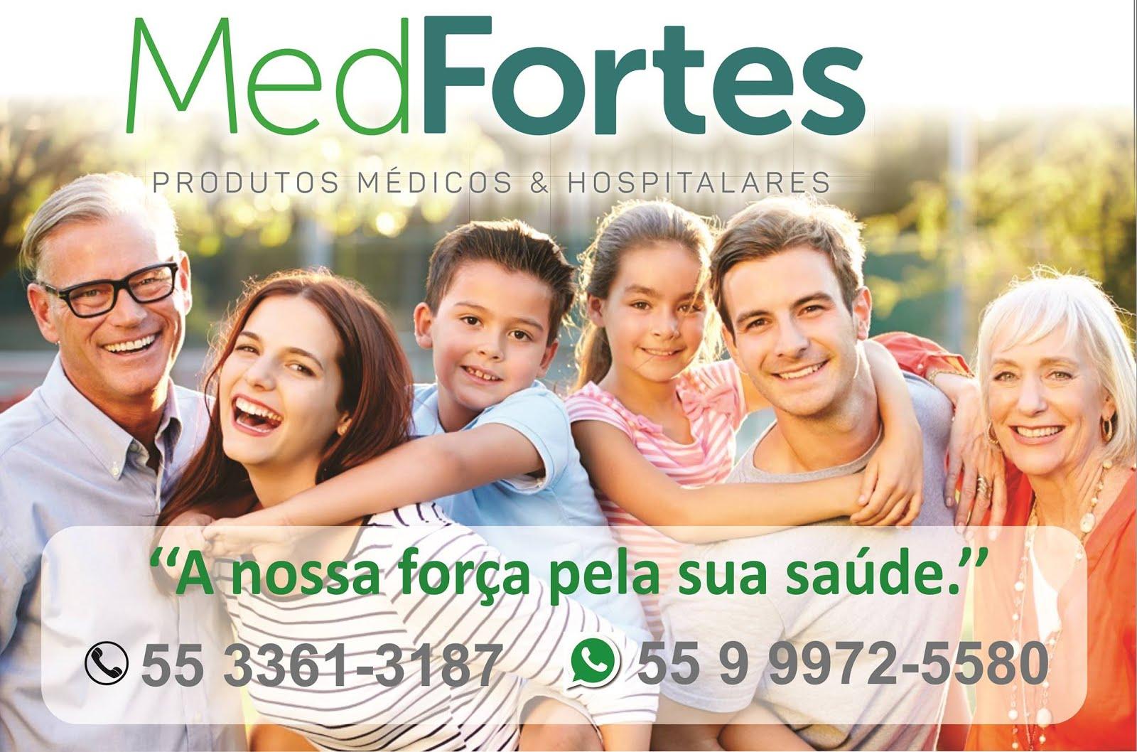 MedFortes - Produtos Médicos e Hospitalares