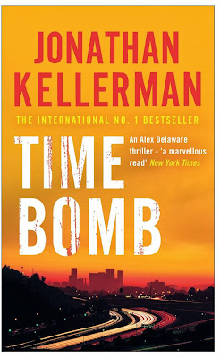 Time Bomb (published in 1990) - Authored by Jonathan Kellerman