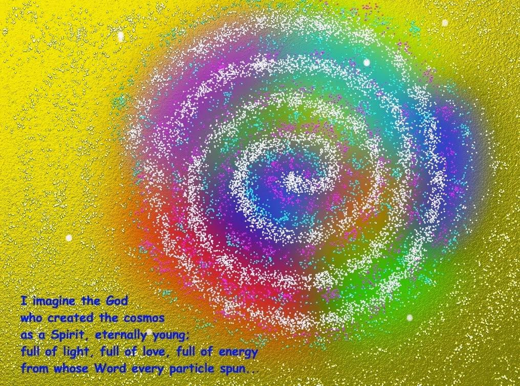 Cosmic Ikon 2 (Imagined image: CGI)