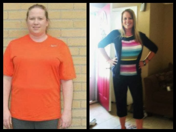Skinny Fiber Before and After