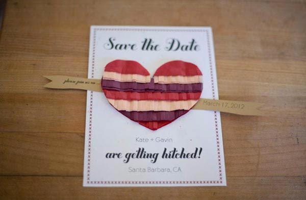 Save The Date Cards For Your Wedding: 40 Beautiful Ideas ...
