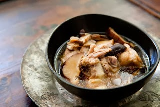 Resep Chiken Soup With Ginger