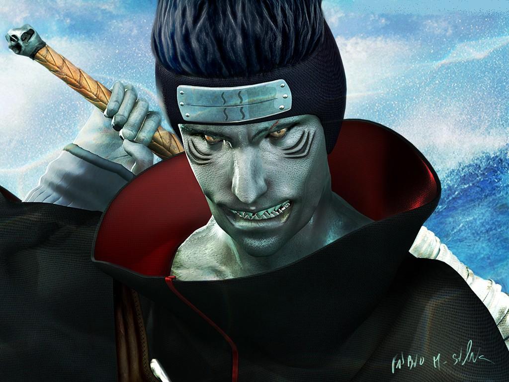 Hashirama Vs Kakuzu
