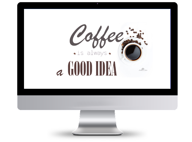 coffee is always a goog idea