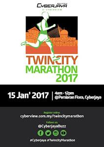 TwinCity Marathon 2017 - 15 January 2017