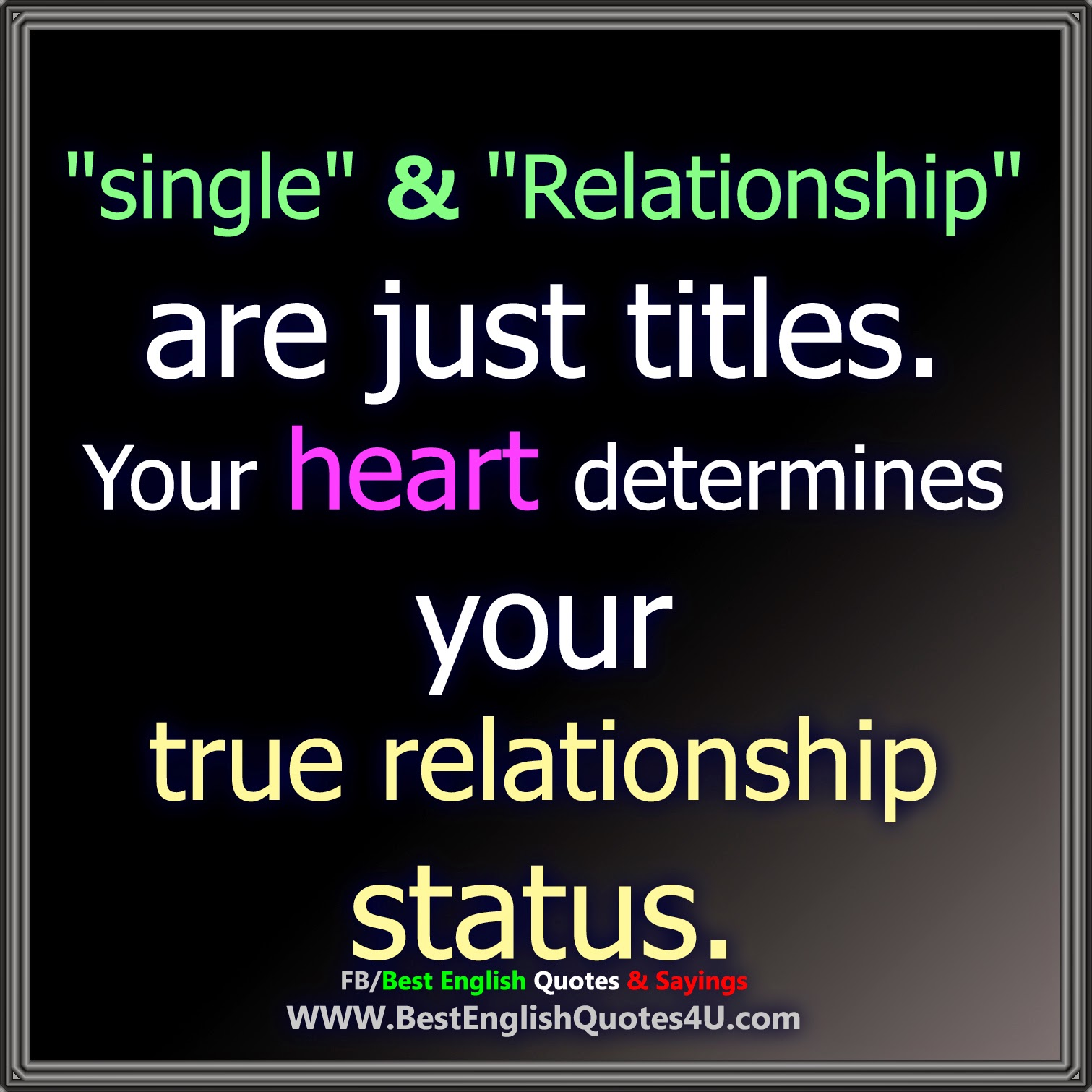 """""""single"""" And """"relationship"""" Are Just Titles  Best. Java Coffee Quotes. Motivational Quotes Quotes. Relationship Quotes Equality. Friendship Quotes In Huckleberry Finn. God Quotes In Life. Quotes About Love You Deserve. Song Lyric Quotes Yahoo Answers. Country Heartbreak Quotes"""