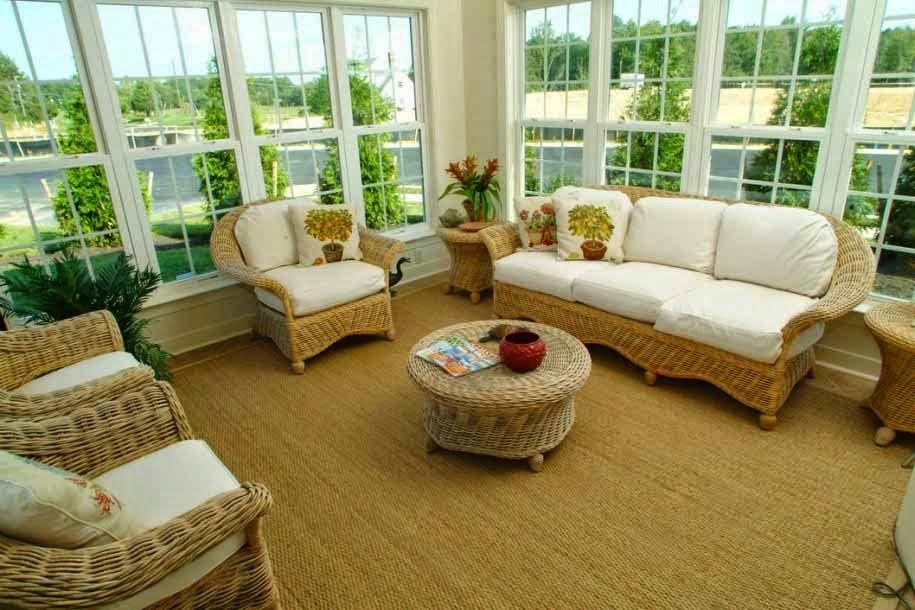 gaya lantai kayu interior rumah