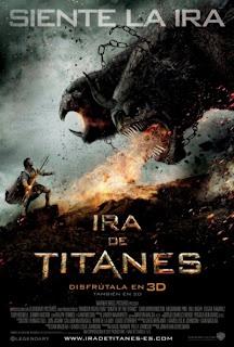 Ira de Titanes 3d