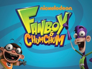 Fanboy and Chum Chum Comic