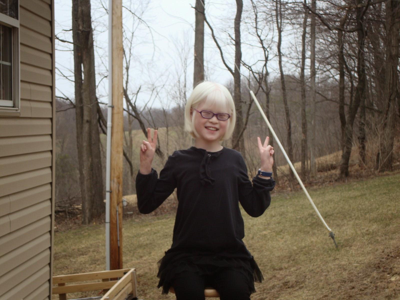【アルビノ】地毛が茶髪・金髪・赤毛の娘【ハーフ】YouTube動画>10本 ->画像>885枚