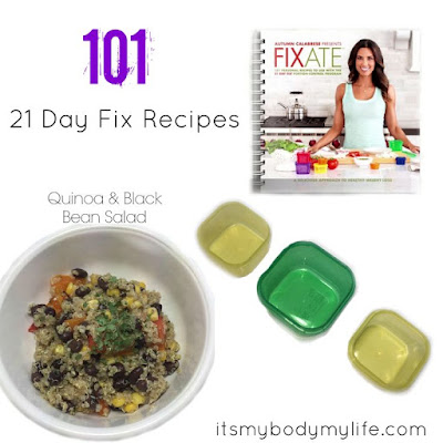 Quinoa and Black Bean Salad, clean eating, 21 day fix recipes, 21 day fix cookbook, fixate, recipes, gluten free, meal plan, vegan, vegetarian, Jaime Messina, meal portion, portion control,
