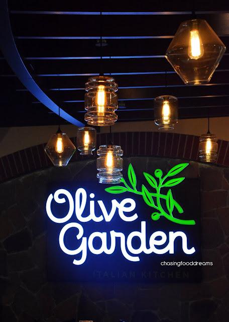 Chasing Food Dreams Olive Garden Italian Kitchen Mid