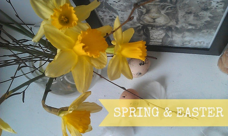 Powoli wiosna ...