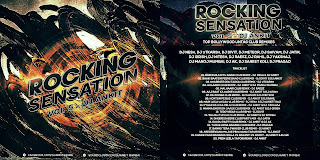 DJ ANKIT - ROCKING SENSATION VOLUME.5