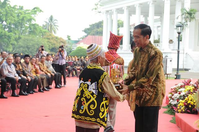Presiden Jokowi : Tindak Penjahat Lingkungan