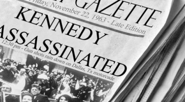 the theories of the john f kennedy assassination The assassination of jfk and the conspiracy theories that followed have proved irresistible to writers and artists, from oliver stone to stephen king by colin kidd.