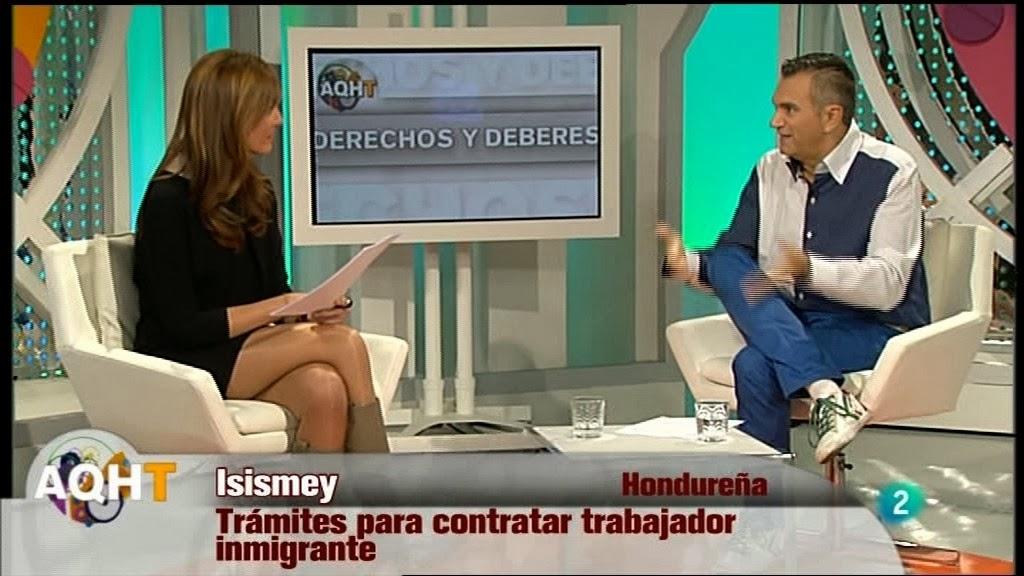 MARIA JOSE MOLINA, AQUI HAY TRABAJO (05.11.13)