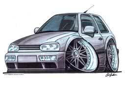 FOTOS GOLF MK3