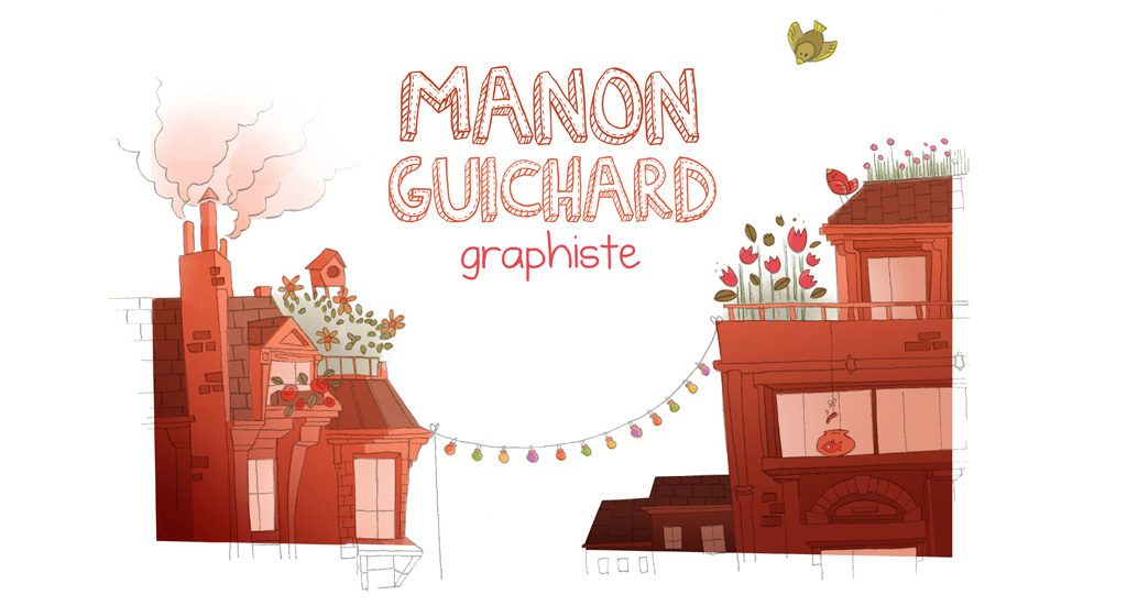 Manon Guichard  Graphiste/Animatrice 2D