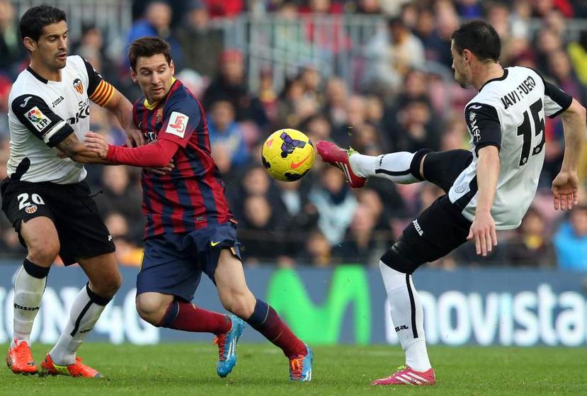 Preview Barcelona vs Valencia La Liga