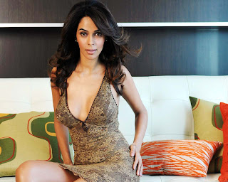 mallika sherawat on bed