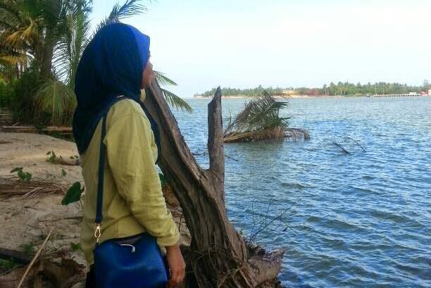 Keluarga Cik Pulau Hilang Rumah Kerana Banjir Besar 2014