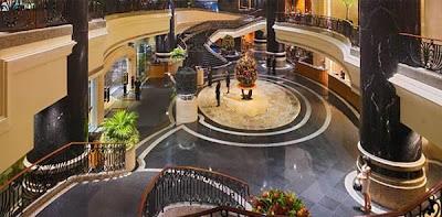 Grand Hyatt Hotel Hong Kong