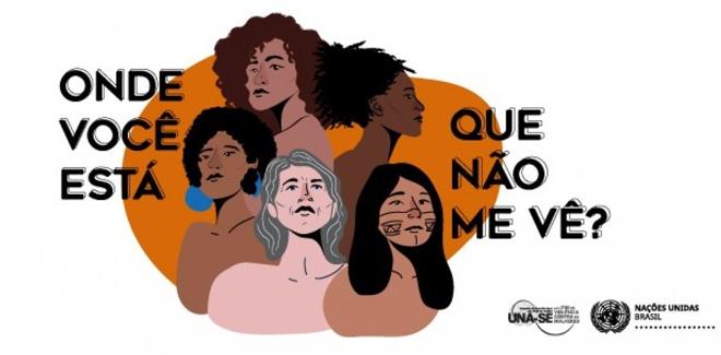 Campanha nos 16 Dias de Ativismo pelo Fim da Violência contra as Mulheres